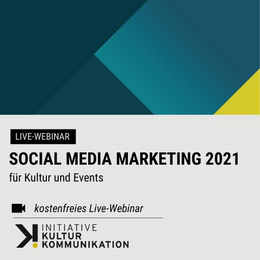 Webinar-Social Media Marketing