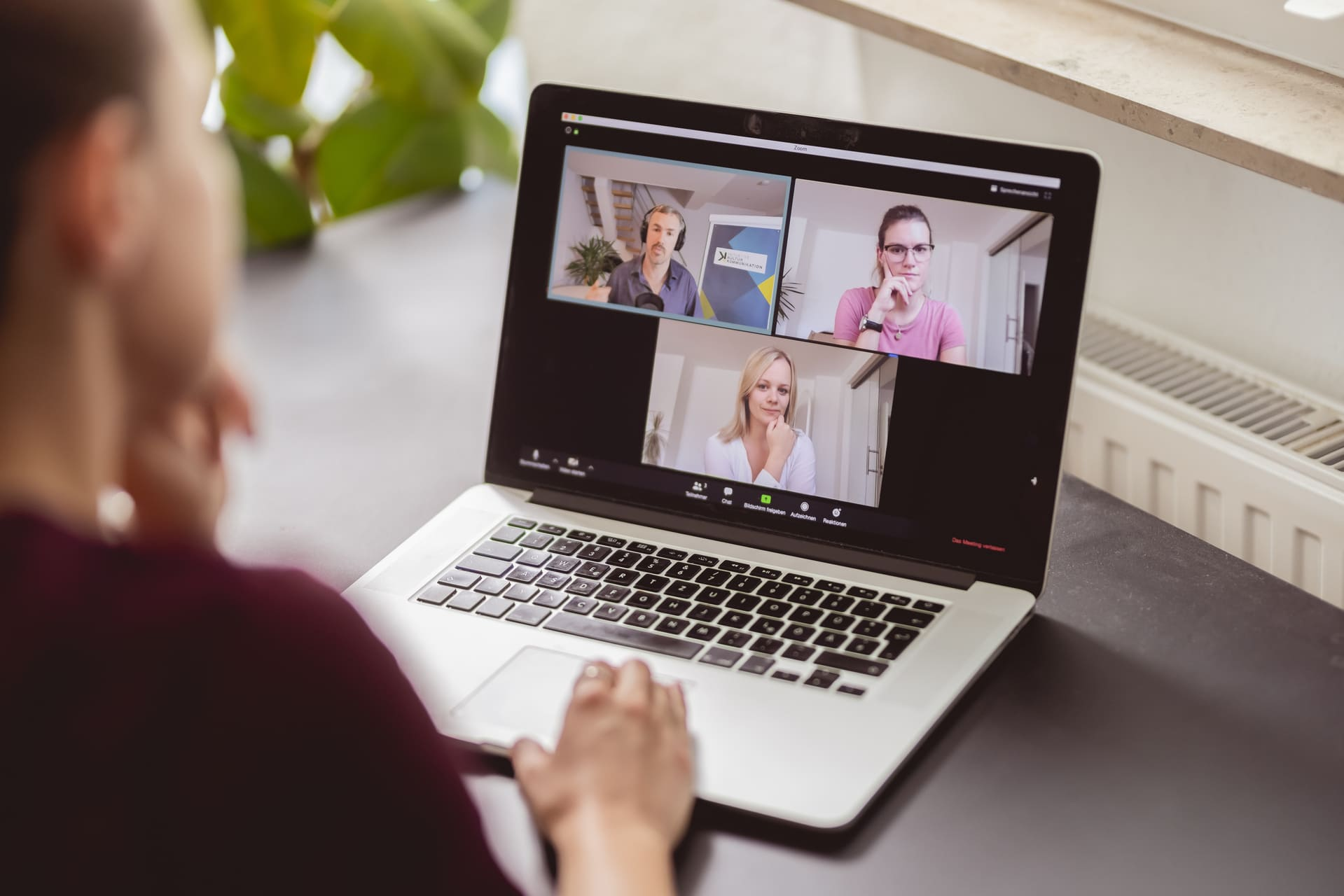 Digitalisierte Beratungs- und Schulungsprogramme
